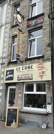 Neufchateau, Bélgica: Nouvelle enseigne