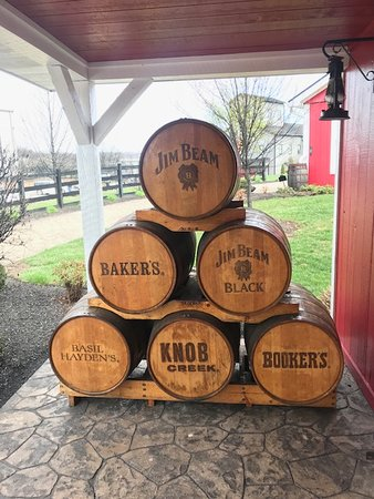Clermont, KY: Barrels