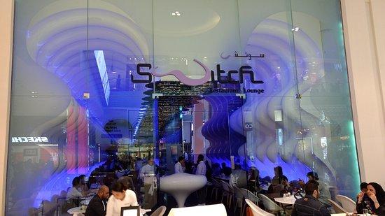 The Dubai Mall: Tienda Switch