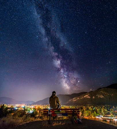 Sun Valley-Ketchum, ไอดาโฮ: America's only Dark Sky Reserve