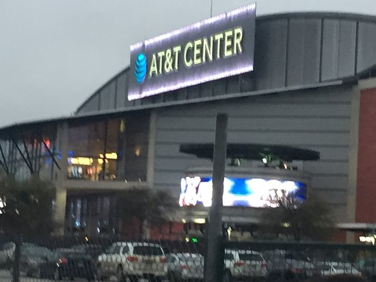 AT&T Center: Estadio