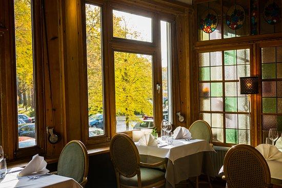 Woluwe-St-Pierre, بلجيكا: Hau restaurant