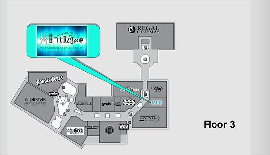 Destiny Usa Map Of Stores.Third Floor Of Destiny Usa Between Imax And Rpm Raceway Picture