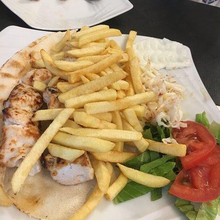 Mezza Lebanese Cuisine: Delicious!