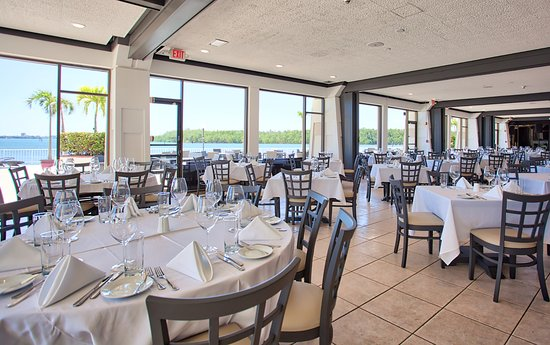 Gem Waterfront Restaurant Terrace Gems Dining Option Inside