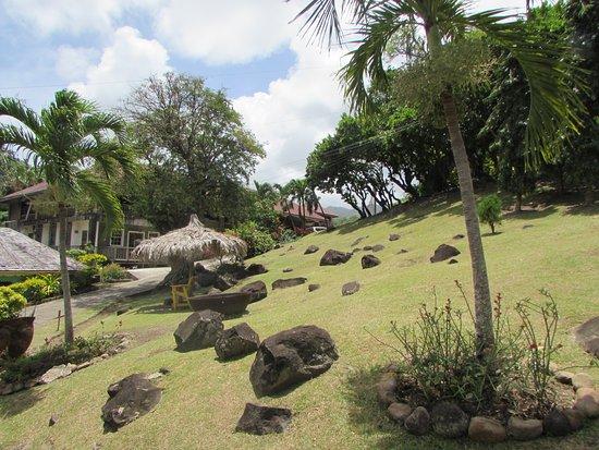 Belmont, Grenada: plantation view