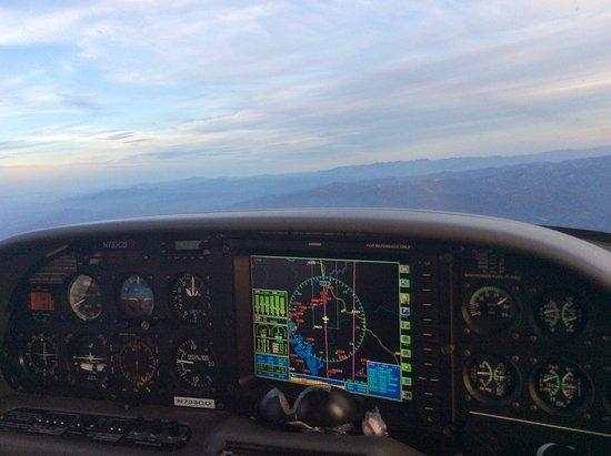 AvZ Aviation: instrument training