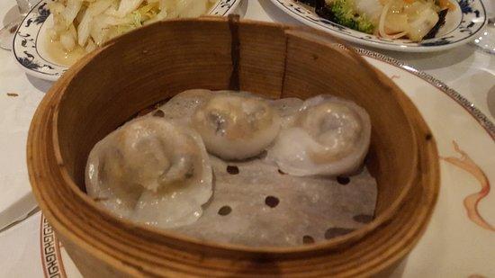 Vegetarian Dim Sum Picture Of La Table De Chine Paris Tripadvisor