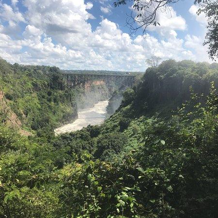 Zambezi National Park, Zimbabwe: Victoria Falls
