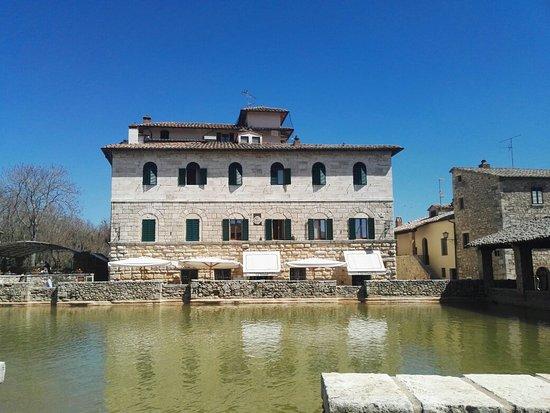 IMG_20180407_131845_large.jpg - Picture of Terme Bagno Vignoni ...