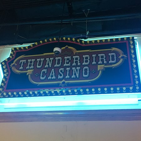 Thunderbird casino restaurant