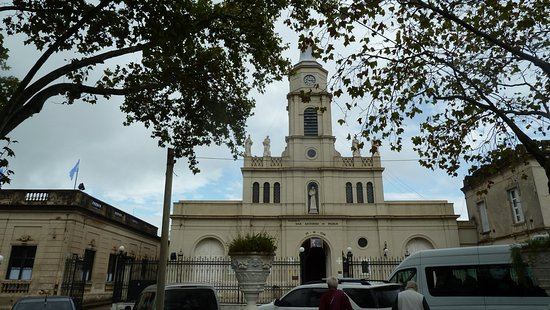 San Antonio de Areco, Argentina: Parrocchia di Sant'Antonio de Padova
