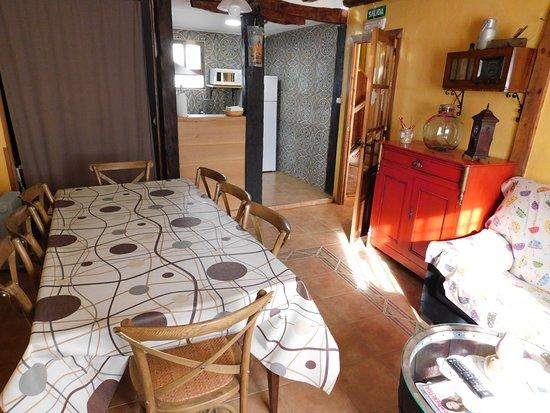 Casa rural la bardena blanca arguedas spanien hytte - Casa rural arguedas ...