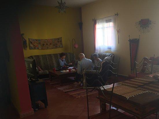 Casa Guapa de Tamuziga: Lounging