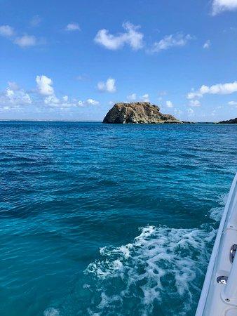 Cupecoy Bay, St Martin / St Maarten: Creole Rock