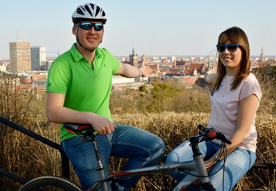 Gdansk Bike Tours: The most beautiful Gdańsk views