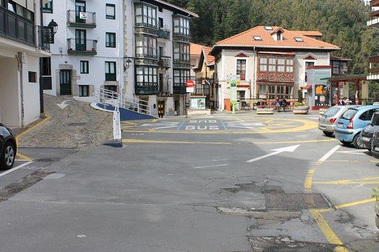 Elantxobe, إسبانيا: Plaza