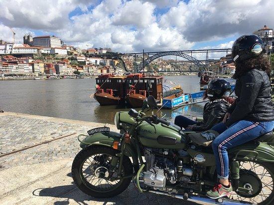 Porto Sidecar Tours