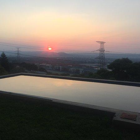 กัวเต็ง, แอฟริกาใต้: Awesome Sunsets