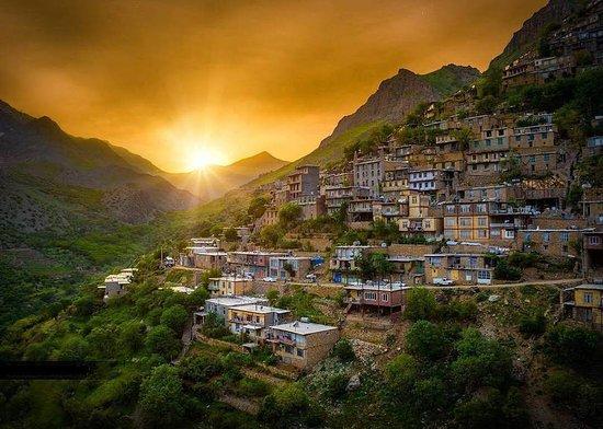 Kermanshah, อิหร่าน: a heaven called Nodeshe village