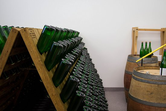 Fiskars, Suomi: Method Traditionnel cider riddling