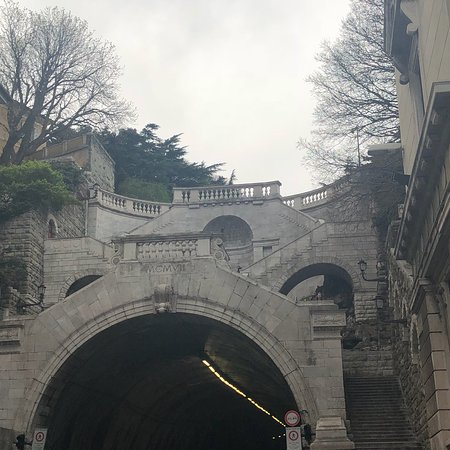 Scala dei Giganti di Trieste Photo