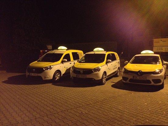 Taxi Karolinka 57 Passenger
