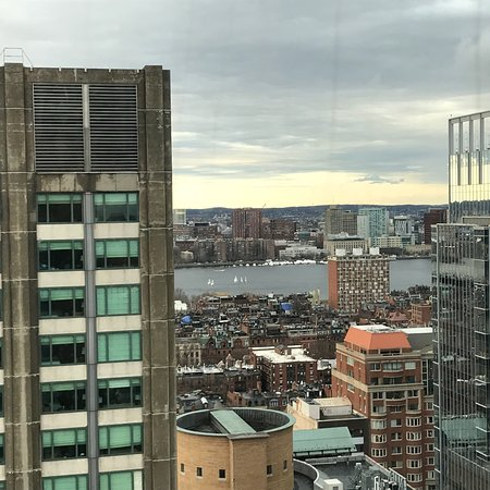 picture of sheraton boston hotel boston. Black Bedroom Furniture Sets. Home Design Ideas