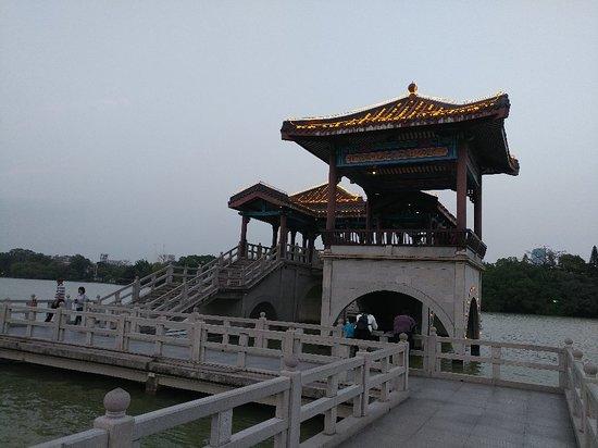 Huizhou Jiuqu Bridge
