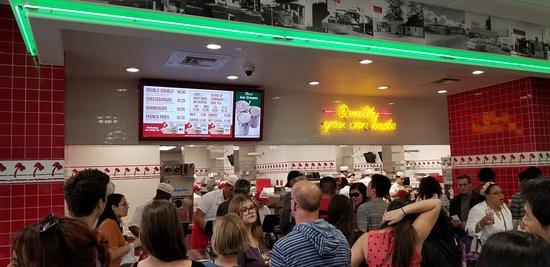 In-N-Out Burger – fénykép