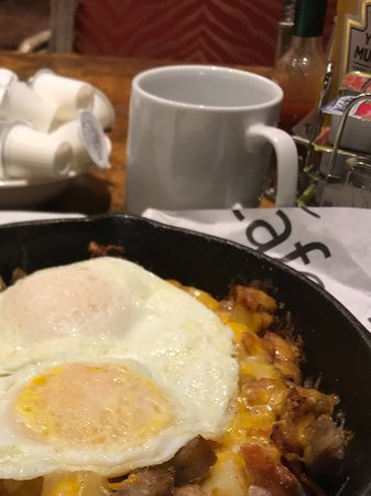 Sid's Cafe: Breakfast was a home run