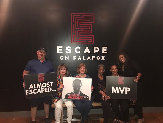 Escape From Palafox Rooms