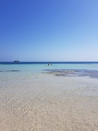 South Water Caye, Belice: 20180330_145634_large.jpg