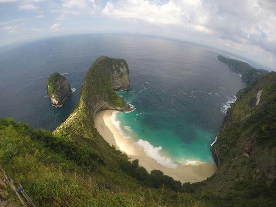 Nusa Penida, Indonesia: Kelingking Beach