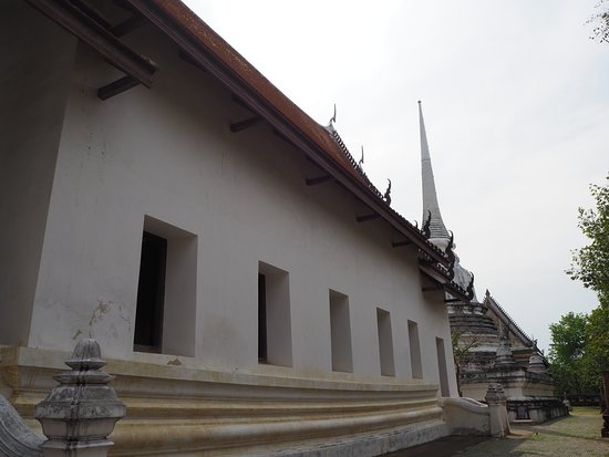 Ayutthaya Province, Thailand: Old Church