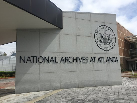 ‪The National Archives at Atlanta‬