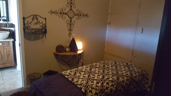 El Cajon, CA: Massage Room