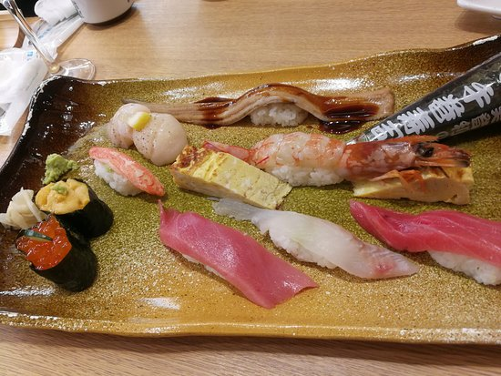 Katsumidori Sushi: セット