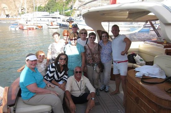 Amalfi Coast Boat Tour: Sorrento...