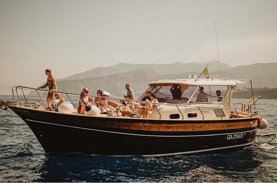 Private Boat Tour: Capri and Positano...