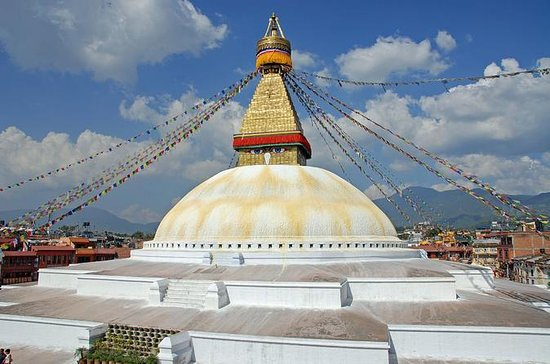 Boudhanath and Pashupatinath Temples...