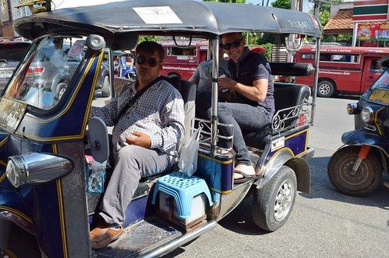Tuk Tukによるチェンマイ市とカルチャーの半日ツアー