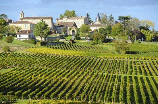 Private wine tour from Bordeaux full...