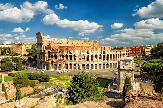 COLOSSEUM TOUR FROM FLORENCE BY HIGH-SPEED TRAIN WITH HOP ON HOP OFF...