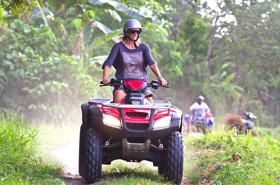 Bali Quad Bike y Rafting Adventures