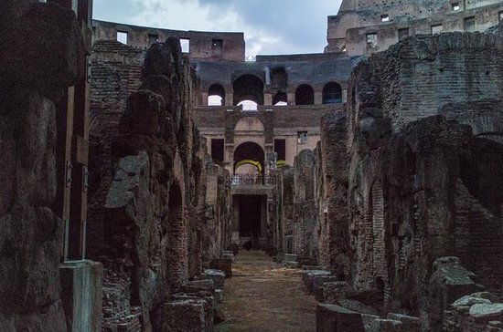 Colosseum Special Areas: Self-Guided...