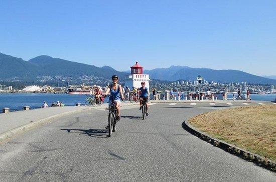 Vancouver City Sights E-Bike...
