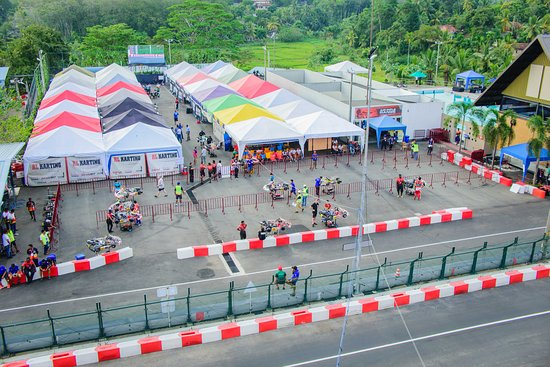 kart sri lanka X30 Asia Cup 2018 at Sri Lanka Karting Circuit   Picture of Sri
