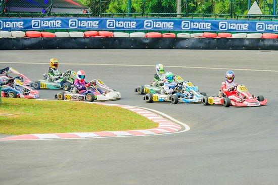 sri lanka kart X30 Asia Cup 2018 at Sri Lanka Karting Circuit   Picture of Sri
