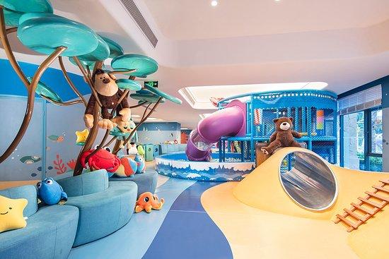 Hilton Sanya Yalong Bay Resort & Spa: 儿童乐园